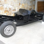 +8 rolling chassis