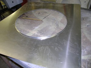 Rolled Wire Sheet Metal Hems